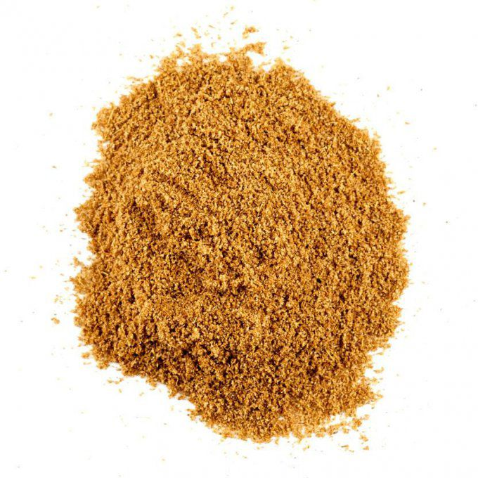 Cumin - graines moulues