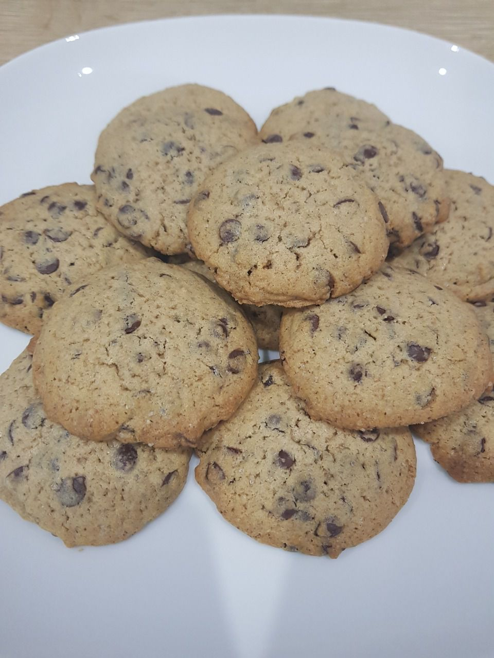 Recette: Cookies chocolat cannelle