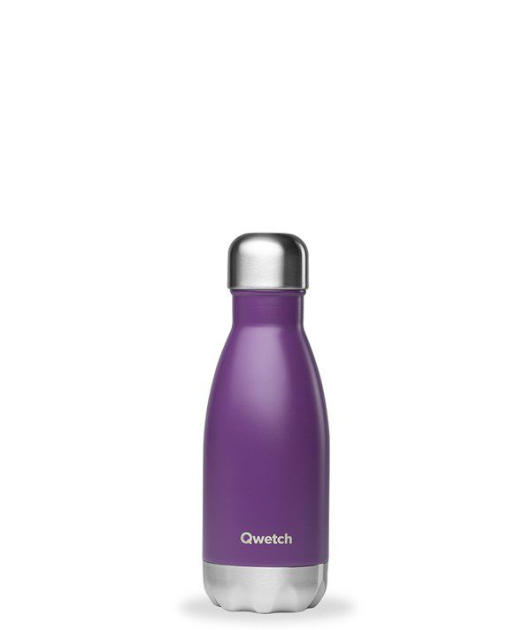 Gourde Qwetch  - Pourpre 260ml